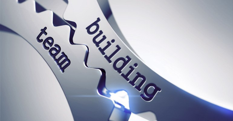 Team building – grajenje zaupanja