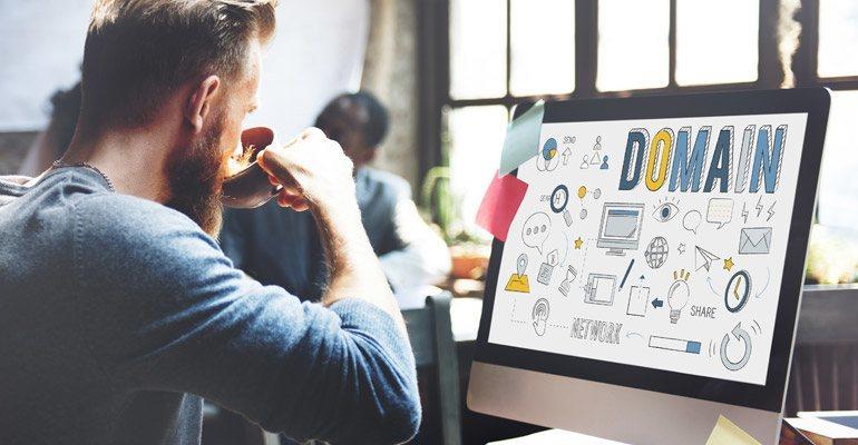 Kako izbrati domeno za podjetje?