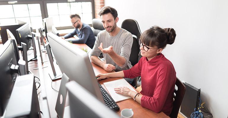 Tehnična podpora: vprašanja na zaposlitvenem razgovoru