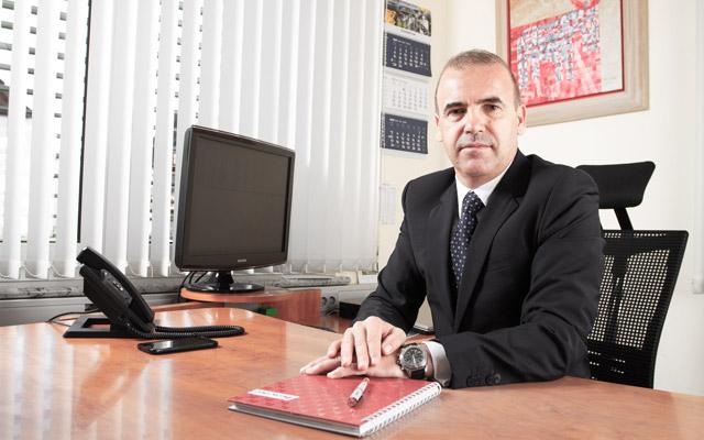 Direktor podjetja Kovinc